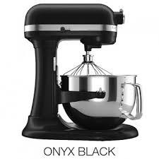 all black kitchenaid mixer onyx black kitchenaid mixer professional 600