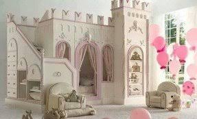 Princess Castle Bunk Bed Princess Bunk Beds For Foter