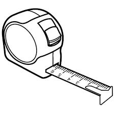 Tools Coloring Pages Measuring Tape Coloring Page Science Tools Tools Coloring Page