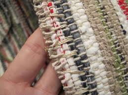 Make Your Own Outdoor Rug by How To Make Your Own Heavy Duty Rag Rug Floor Pillows Diy