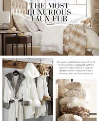 Pottery Barn Faux Fur Pillow 525 Best Home Bedding Images On Pinterest Cushion Covers