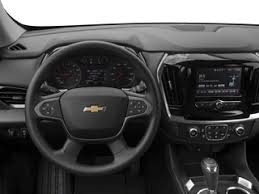Chevy Traverse Interior Dimensions 2018 Chevrolet Traverse Details On Prices Features Specs And