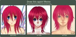 Draw This Again Meme Template - draw this again meme by amumaju on deviantart