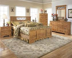 signature design by ashley bittersweet queen panel bed wayside