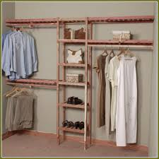 cedar closet kit home depot cool closet designs home depot home