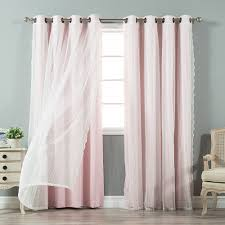 Blush Pink Curtains Rugs Curtains Adorable Dusty Blush Blackout Curtains For