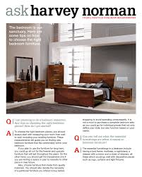 bedroom furniture for your sleeping sanctuary harvey norman malaysia