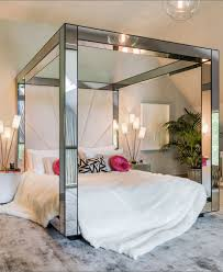 Mirror Bed Frame Kate Moss Takes On Interior Design Kate Moss Interiors And Bedrooms
