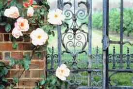 rustic garden gate ideas home guides sf gate