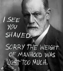 A Real Man Meme - beards real men st kilda beard care medium