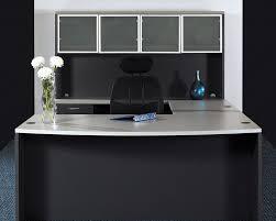 Office Furniture Desk Hutch by Merchants Office Furniture New Office Furniture Napa Grey U
