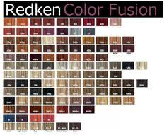 redken strawberry blonde hair color formulas redken shades eq cover plus colour chart best to cover gray