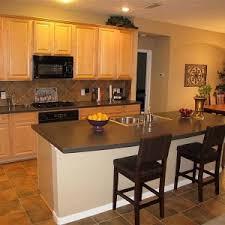 bathroom modern kitchen design with eat in kitchen ideas plus