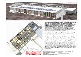 passive solar home design plans house plan sustainable building design current australian projects