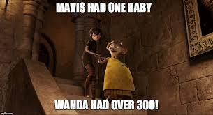 Wanda Meme - hotel transylvania wanda meme 1 by madarao123 on deviantart