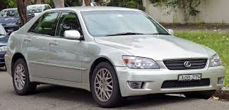 lexus is200 modified file 1999 2005 lexus is 200 gxe10r sedan 2011 01 13 jpg