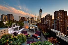 Vegetable Garden Restaurant by Special Ideas Rooftop Garden Home Designs