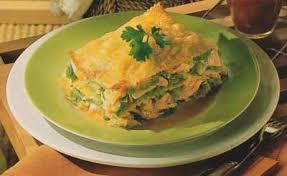 cuisiner un chou vert lasagnes de saumon frais au chou vert frisé et parmesan recettes