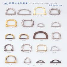 colored metal rings images Wholesale 1 5 inch painting color open d ring metal buckles buy jpg