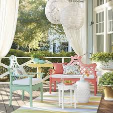 front porch makeover sweetest escape grandin road blog