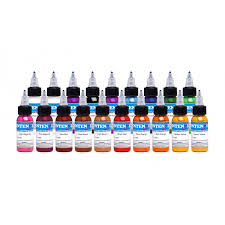 tattoo ink buy 19 color tattoo ink set official intenze tattoo ink and supply from