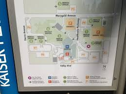 kaiser san jose facility map map yelp