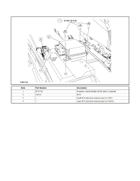 ford workshop manuals u003e taurus x fwd v6 3 5l 2008 u003e restraint