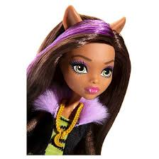 monster signature clawdeen wolf doll target