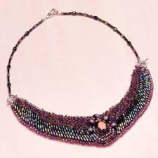 making beaded necklace images Free beading patterns you have to try jpg