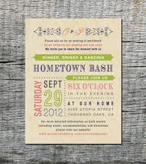 backyard wedding invitation wording samples free printable