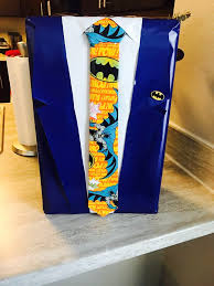 batman gift wrap my take on a unique way to wrap gifts the retro batman gift wrap