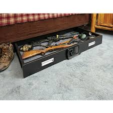 snap safe under bed safe for rifle shotgun storage concealment safes