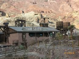 visiting california calico ghost town