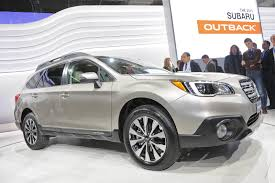 subaru tungsten 2015 subaru outback promises to be the roomiest most capable ever