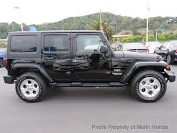 honda jeep 2007 2013 used jeep wrangler unlimited wrangler unlimi 4dr 4wd at marin