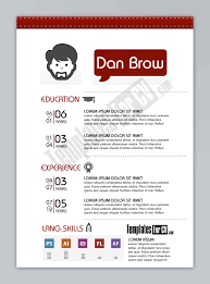 Sample Resume Curriculum Vitae by Pretentious Idea Graphic Design Resume Template 9 Designer Cv