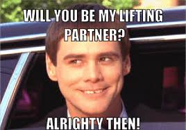 Internet Meme Generator - jim carrey meme generator will you be my lifting partner alrighty