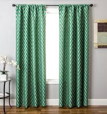 10 best chevron green curtains to get you close to nature images