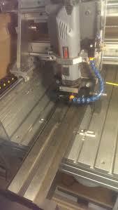 fraiseuse sieg x2 sieg x2 kit rigidification usinages