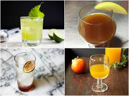 10 totally refreshing nonalcoholic drinks for thanksgiving