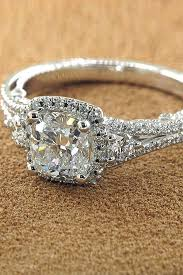 with wedding rings best 25 vintage style engagement rings ideas on