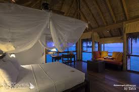 chambre sur pilotis maldives galerie de photos de l hôtel gili lankanfushi maldives