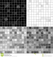 Black And White Tile Floor Set Texture Tile Floor White Gray And Black Stock Photo Image