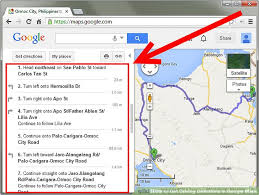 maps driving directions how to get driving directions in maps 4 steps