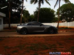 nissan gtr price in india nissan gt r 35 upgrade build by racetech india team bhp