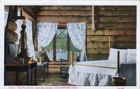 display old faithful inn old faithful inn postcard