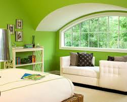 Bright Green Walls Houzz - Bright colored bedrooms