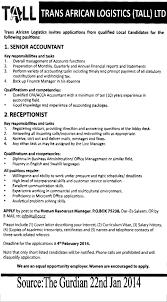 Junior Accountant Resume Sample job description for staff accountant