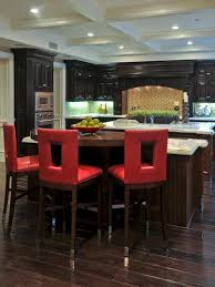 kitchen extraordinary red wood kitchen cabinets kitchen wall