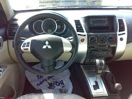 Mitsubishi Pajero 2008 Interior New Mitsubishi Pajero Sport Update Price Reduced To 22 56 Lakh